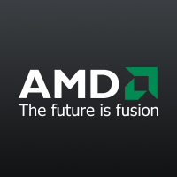 AMD - Advanced Micro Devices logo