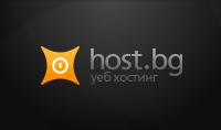 Host.bg logo