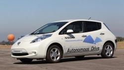 Самоуправляващия се автомобили на Google