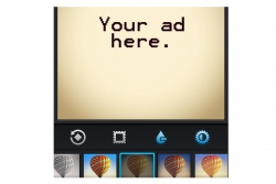 Instagram въвежда рекламни полета