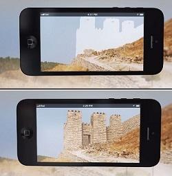 """Мобилно приложение """"възстановява"""" руини"""