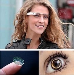 Ще станат ли Google Glass контактни лещи?