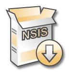 NSIS (Nullsoft Scriptable Install System) logo