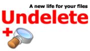 Undelete Plus logo