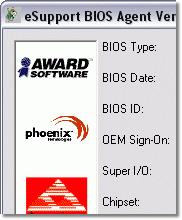 BIOS Agent logo