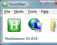 HostsMan logo
