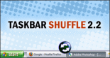 Taskbar Shuffle logo