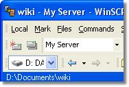 WinSCP лого