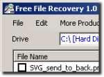 Free File Recovery logo