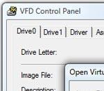 Virtual Floppy Drive logo