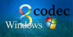Windows 8 Codecs logo