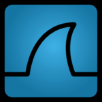 Wireshark logo