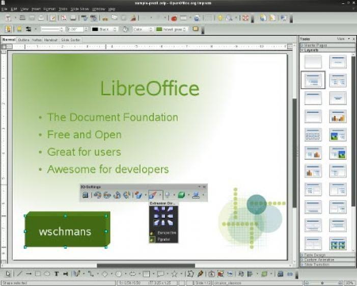 OpenOffice.org усомниться в будущем свободного пакета офисн…